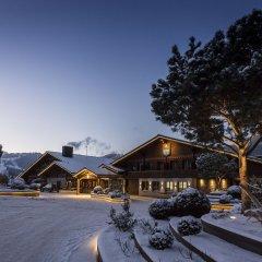 Отель HUUS Gstaad Швейцария, Занен - отзывы, цены и фото номеров - забронировать отель HUUS Gstaad онлайн парковка