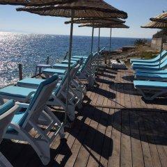Arya Karaburun Турция, Карабурун - отзывы, цены и фото номеров - забронировать отель Arya Karaburun онлайн пляж фото 2