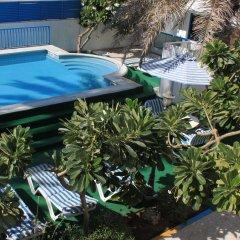 Отель Villa Alisa бассейн