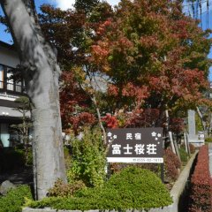 Отель Guesthouse Fujizakura Яманакако