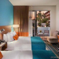 Отель SHORE Санта-Моника комната для гостей фото 2