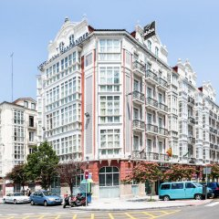 Abba Santander Hotel городской автобус