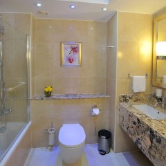 Olympic Lagoon Resort Paphos - All Inclusive in Paphos, Cyprus from 384$, photos, reviews - zenhotels.com bathroom photo 3