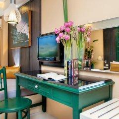 Отель The Old Phuket - Karon Beach Resort 4* Улучшенный номер с разными типами кроватей фото 8