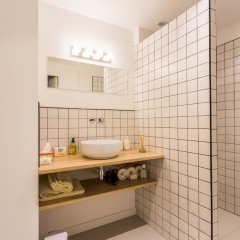 Отель Pied à Terre - Meslay ванная