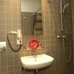 Monty Small Design Hotel Брюссель ванная