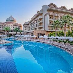Отель Kirman Belazur Resort And Spa Богазкент фото 7