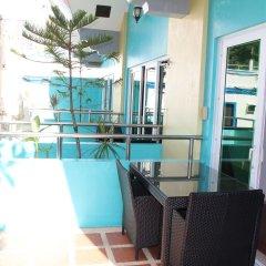 Отель Sundown Resort and Austrian Pension House балкон