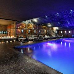 Отель Alpes Hôtel du Pralong бассейн фото 2