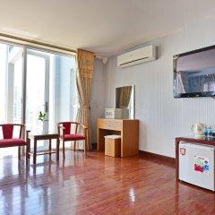 Отель Thang Long Nha Trang Вьетнам, Нячанг - 2 отзыва об отеле, цены и фото номеров - забронировать отель Thang Long Nha Trang онлайн комната для гостей фото 5