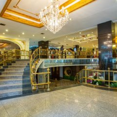 Отель The Tawana Bangkok Таиланд, Бангкок - 1 отзыв об отеле, цены и фото номеров - забронировать отель The Tawana Bangkok онлайн интерьер отеля фото 2