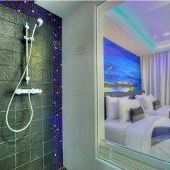 Отель Aspira Skyy Sukhumvit 1 ванная