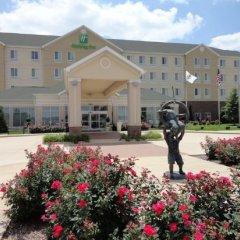 Отель Holiday Inn Effingham городской автобус