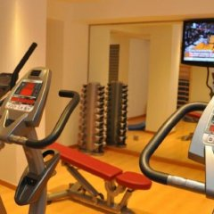 Hotel Blue Coruña фитнесс-зал фото 4