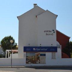 Отель Marina Buzios by Garvetur Португалия, Виламура - отзывы, цены и фото номеров - забронировать отель Marina Buzios by Garvetur онлайн вид на фасад