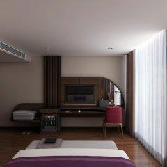 Отель V Nha Trang сейф в номере
