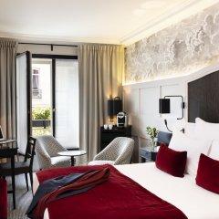 Отель Hôtel DAubusson комната для гостей фото 8