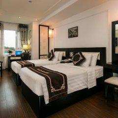 Отель Hanoi Emotion Hotel Вьетнам, Ханой - отзывы, цены и фото номеров - забронировать отель Hanoi Emotion Hotel онлайн комната для гостей фото 3