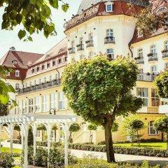 Отель Sofitel Grand Sopot Польша, Сопот - отзывы, цены и фото номеров - забронировать отель Sofitel Grand Sopot онлайн вид на фасад