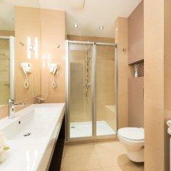 Отель P&O Apartments Arkadia 7 Польша, Варшава - отзывы, цены и фото номеров - забронировать отель P&O Apartments Arkadia 7 онлайн ванная фото 2