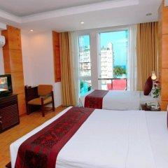Отель Kim Hoang Long Нячанг комната для гостей фото 5