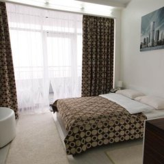 SkyTech Отель Днепр комната для гостей фото 5