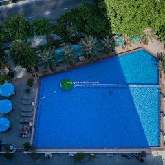 Отель Anita Apartment Nha Trang Вьетнам, Нячанг - отзывы, цены и фото номеров - забронировать отель Anita Apartment Nha Trang онлайн бассейн фото 2