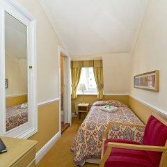 Отель Admiral Hotel at Park Avenue Великобритания, Лондон - отзывы, цены и фото номеров - забронировать отель Admiral Hotel at Park Avenue онлайн комната для гостей