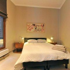 Отель Be And Be Sablon 5 Брюссель комната для гостей фото 5