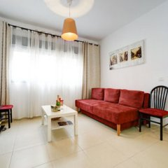 Апартаменты Idelson Apartments Тель-Авив комната для гостей фото 2
