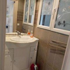 Отель Appartement République Djivas Франция, Ницца - отзывы, цены и фото номеров - забронировать отель Appartement République Djivas онлайн ванная фото 2
