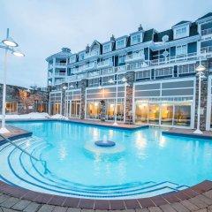 Отель JW Marriott The Rosseau Muskoka Resort бассейн