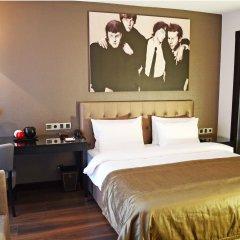 Отель Quentin Berlin Берлин комната для гостей фото 3
