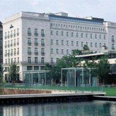 Отель Ritz Carlton Budapest Будапешт приотельная территория