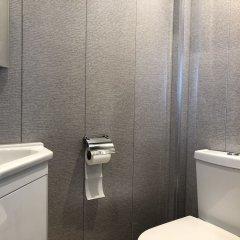 Апартаменты Glasgow Airport Apartments Пейсли ванная