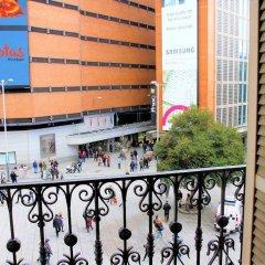 Отель Callao балкон
