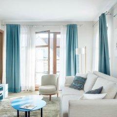 Апартаменты Jovi Apartments комната для гостей фото 5