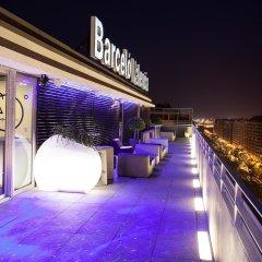 Отель Barceló Valencia балкон