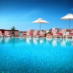 Отель J5 Hotels - Port Saeed ОАЭ, Дубай - 1 отзыв об отеле, цены и фото номеров - забронировать отель J5 Hotels - Port Saeed онлайн бассейн фото 2