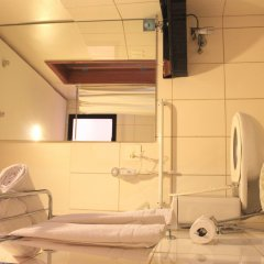 Отель Comfort Inn & Suites Ribeirão Preto Бразилия, Рибейран-Прету - отзывы, цены и фото номеров - забронировать отель Comfort Inn & Suites Ribeirão Preto онлайн ванная фото 2