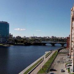 Отель Дивс Екатеринбург балкон