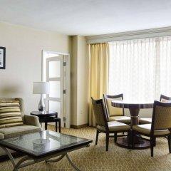 Отель Crystal City Marriott at Reagan National Airport комната для гостей фото 3