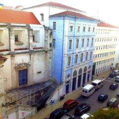 Refuge in Santa Marta Hostel балкон