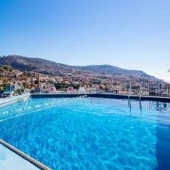 Отель Monte Carlo Португалия, Фуншал - отзывы, цены и фото номеров - забронировать отель Monte Carlo онлайн бассейн