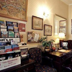 Отель The Farthings Великобритания, Йорк - отзывы, цены и фото номеров - забронировать отель The Farthings онлайн интерьер отеля фото 3
