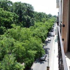 Отель Gran Via Болгария, Бургас - 5 отзывов об отеле, цены и фото номеров - забронировать отель Gran Via онлайн балкон