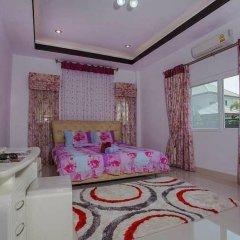 Отель Thammachat P3 Victoria Pool Villa комната для гостей фото 3