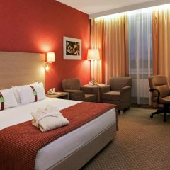 Гостиница Холидей Инн Москва Лесная 4* Стандартный номер с двуспальной кроватью фото 17