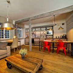 Отель Patio Apartamenty Польша, Гданьск - отзывы, цены и фото номеров - забронировать отель Patio Apartamenty онлайн гостиничный бар