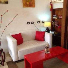 Отель Villa Capri Бока Чика комната для гостей фото 4